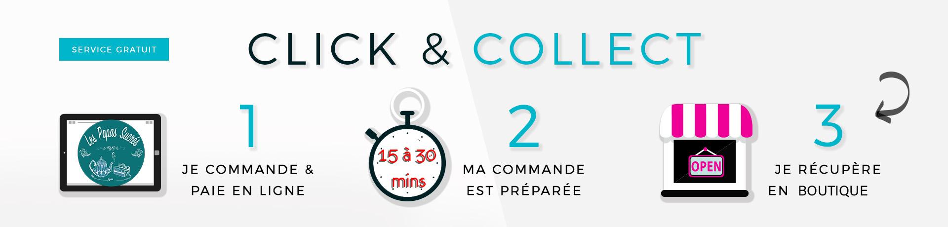 restaurant Click and collect à lyon