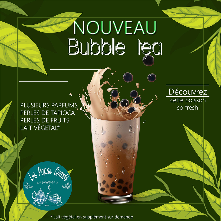 Bar à Bubble Tea Lyon